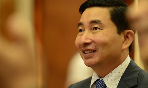 Ông Nguyễn Thành Nam, người vừa được bổ nhiệm chức vụ Phó tổng giám đốc Tập đoàn Viettel