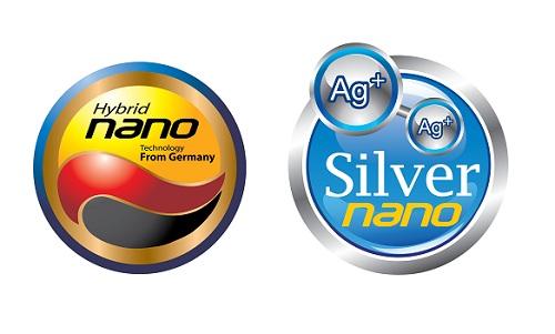 Công nghệ Hybrid Nano và Silver Nano (Nano Ag+) trong sơn TOA Nano.