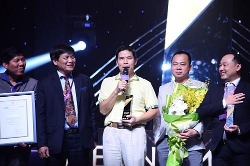 Ông Nguyễn Đức Tài - Chủ tịch HĐQT Thế Giới Di Động chia sẻ về chiến lược nhân sự trong đêm trao giải.