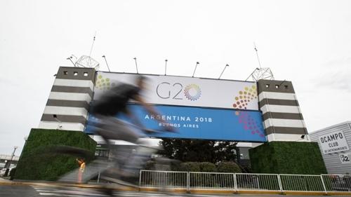 Hội nghị G20 sẽ diễn ra tại Argentina cuối tuần này. Ảnh: SCMP