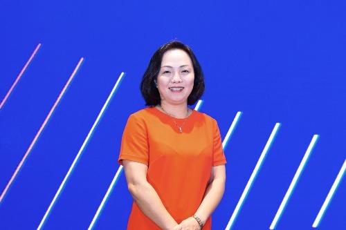 Bà Đặng Tuyết Dung - Tân Giám đốc Quốc gia của Visa tại Việt Nam và Lào.