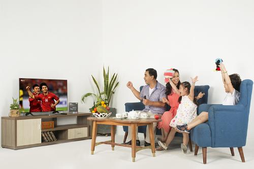 AFF Cup được phát miễn phí trên tất cả nền tảng của Clip TV