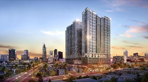 The Grand Manhattan  Khu căn hộ hạng sang ngay trung tâm Q.1