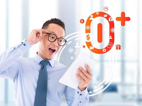 Khách hàng doanh nghiệp có tài khoản Zero+ sẽ nhận được nhiều ưu đãi từ Maritime Bank.