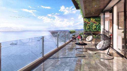 TMS Luxury Hotel Danang Beach có vị trí vàng cuối cùng tại thành phố biển Đà Nẵng