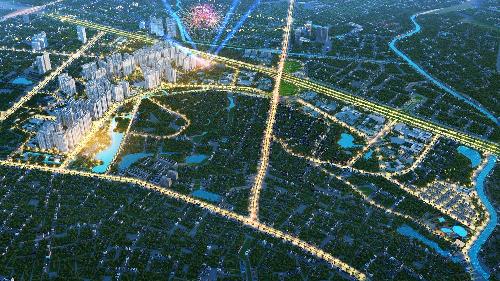 Vinhomes ra mắt đại đô thị thứ hai tại Hà Nội