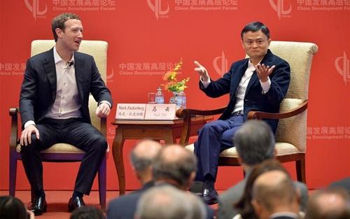 Nỗ lực 10 năm, Mark Zuckerberg vẫn chưa chinh phục được thị trường Trung Quốc. Ảnh: News.cn.
