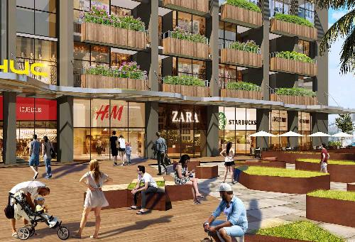 Dự án Pandora hướng đến hình thành cộng đồng cư dân văn minh, môi trường sống hài hoà với thiên nhiên, với loạt tiện ích hiện đại đáp ứng nhu cầu của cư dân.
