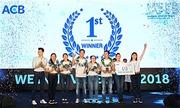 102 ý tưởng tham gia cuộc thi ACBWIN 2018