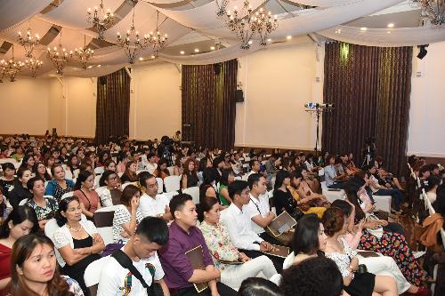 Sự kiện thẩm mỹ sẽ được tổ chức với quy mô gần 1000 người tham dự.