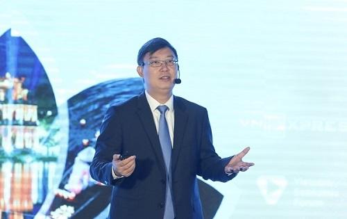 Ông Nguyễn Xuân Thành - Giám đốc phát triển Đại học Fullbright Việt Nam. Ảnh: Ngọc Thành