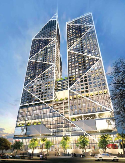 Hatay Millennium là dự án hiếm hoi tại Hà Đông có mức giá 1,3 tỷ đồng/ căn với tiêu chuẩn sống chất lượng.