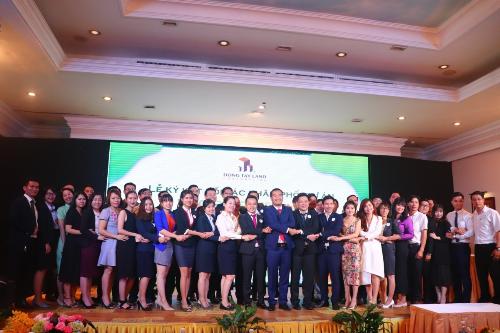 Đông Tây Land hợp tác với 63 đại lý để phân phối dự án Vincity tại TP HCM  - 1