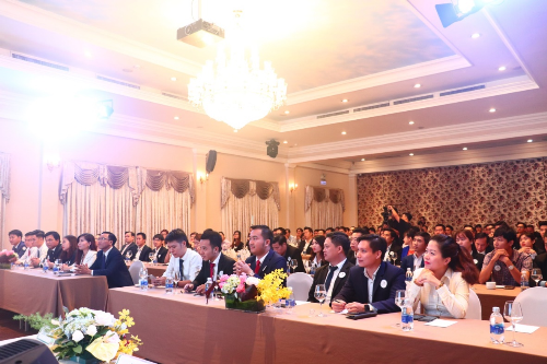 Đông Tây Land liên kết hợp tác với 63 Đại lý phân phối siêu dự án Vincity tại Tp.HCM (xin bài edit)