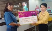 123 khách hàng tiếp theo nhận giải thưởng tháng của Bắc Á