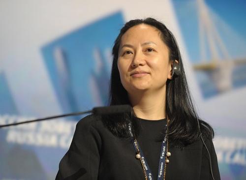 Meng Wanzhou  Phó Chủ tịch kiêm Giám đốc Tài chính Huawei. Ảnh: Bloomberg
