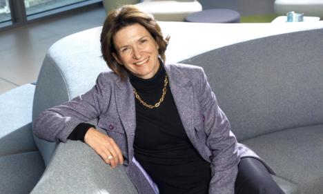 Isabelle Kocher - hạng 15: Nữ doanh nhân người Pháp hiện đảm nhận chức vụ Giám đốc Điều hành cuả Engie - công ty điện không thuộc sở hữu của chính phủ lớn nhất thế giới.