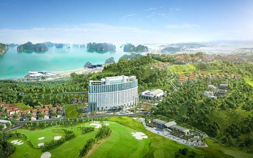 FLC Hạ Long là một quần thể nghỉ dưỡng thuộc phân khúc cao cấp tại thành phốHạ Long.