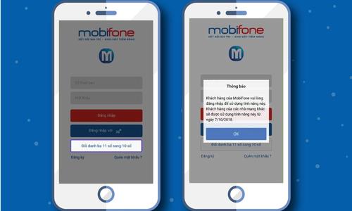 MobiFone bật mí bí quyết giữ liên lạc khi sim 11 số bị xóa bỏ