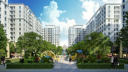 Khu đô thị FLC Tropical City Ha Long.