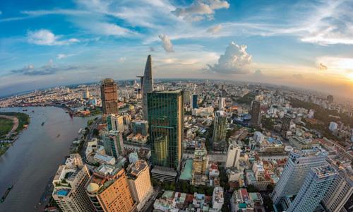Giá thuê văn phòng Sài Gòn lên cao kỷ lục