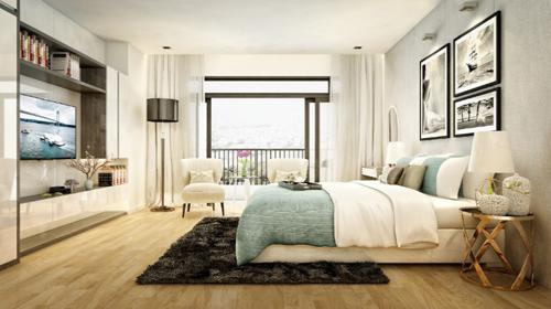 Sở hữu căn hộ Five Seasons với 800 triệu đồng ban đầu