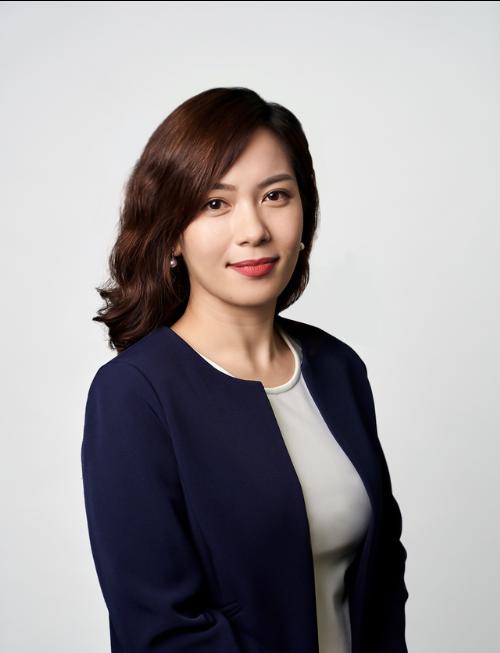 Bà Trần Thu Hương, Giám đốc chiến lược và phát triển kinh doanh kiêm Giám đốc Khối Ngân hàng bán lẻ, mảng kinh doanh chiến lược của VIB.