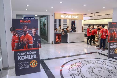 Kohler United - Mua sản phẩm Kohler với ưu đãi đến 40% và cơ hội đi Anh xem trận cầu Manchester United - TA ơi, xử giúp chị, thanks em - 2