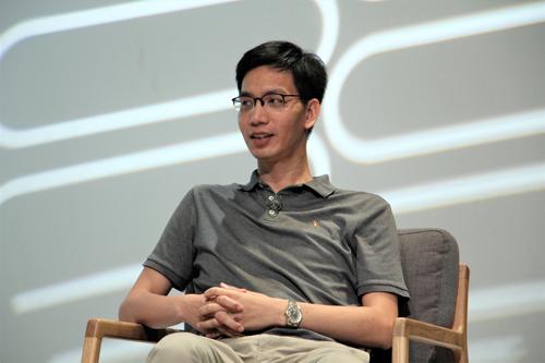 Ông Nguyễn Đình Tiến - Chuyên gia thương mại hóa VCIC.
