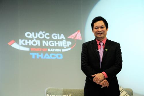Ông Lưu Hải Minh - Giám đốc Công ty OIC.