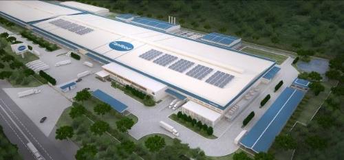 Nhà máy Tanifood một trong những ngày máy có công nghệ hiện đại nhất Đông Nam Á