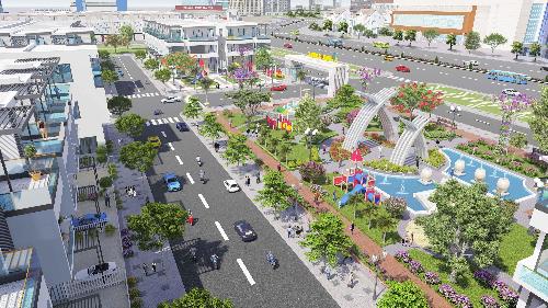 Bất động sản TP Bà Rịa tăng trưởng khi sắp hoàn thiện đô thị loại II - 1