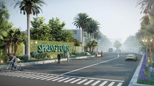 The Spring Town, khu đô thị xanh kiểu mẫu tại Xuân Mai chính thức ra mắt. Thông tin dự án xem tại Website: http://thespringtown.vn/. Hotline: 0934 522 122