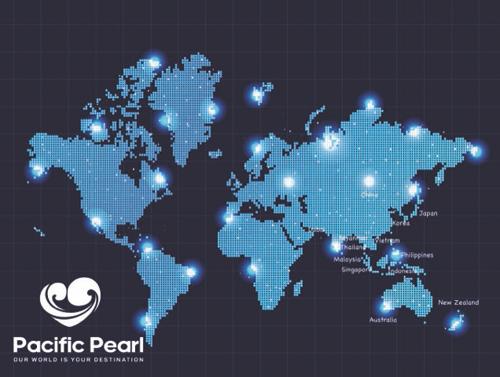 Khách hàng của Pacific Pearl sẽ thoải mái quyết định địa điểm, số ngày nghỉ và thời gian muốn nghỉ ngơi mỗi năm tại 13 quốc gia khác nhau