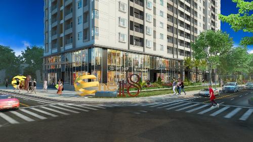 Đây cũng là một trong số ít dự án tại Hà Nội được áp dụng công nghệ vào quản lý tòa nhà, căn hộ cùng hệ thống tiện ích hiện đại như trung tâm thương mại, phòng tập gym vàspa...