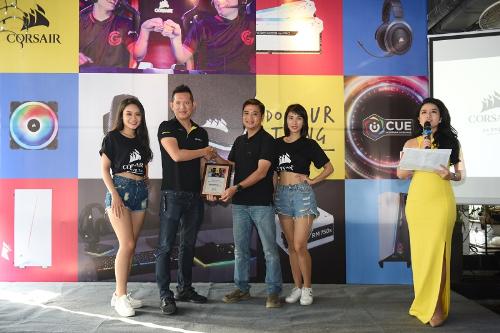 Corsair, một trong những thương hiệu hàng đầu thế giới về thiết bị game đã chọn Synnex FPT làm đối tác chiến lược tại Việt Nam.