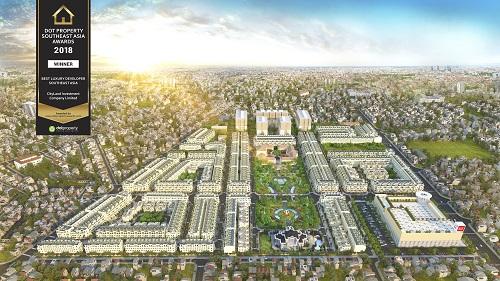 Khu đô thị kiểu mẫu CityLand Park Hills quy mô bậc nhất khu vực Bắc Sài Gòn. Hotline: 0968228811