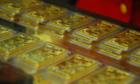 Giá vàng miếng giảm cả trăm nghìn một lượng