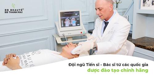 Tiến sĩ - Bác sĩ Tal Nachlieli - Giám đốc Y khoa tại BB Thanh Mai là bậc thầy của ngành thẩm mỹ.
