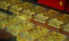 Giá vàng miếng tăng ngược chiều thế giới