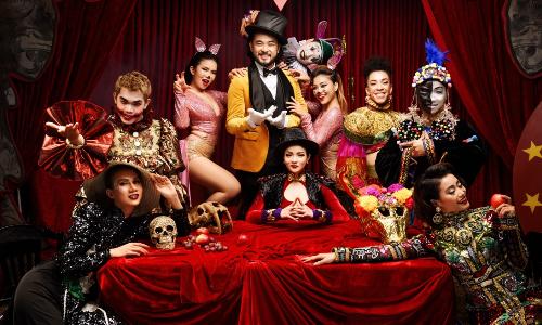 The Greatest Show đưa mô hình giải trí nổi tiếng thế giới về Việt Nam