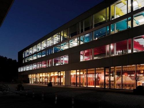 Văn phòngcủa Google tại Zurich, Thụy Sỹ.