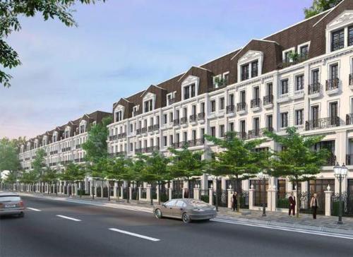 Palado Vạn An kỳ vọng trở thànhkhu đô thị kiểu mẫu tại trung tâm thành phố Bắc Ninh.