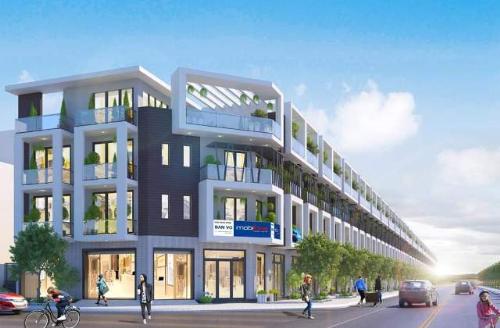 Tầm nhìn tới năm 2020, Palado Vạn An là tổ hợp đô thị phục vụ trọng tâm cho cán bộ nhân viên tổ hợp công nghiệp Samsung.