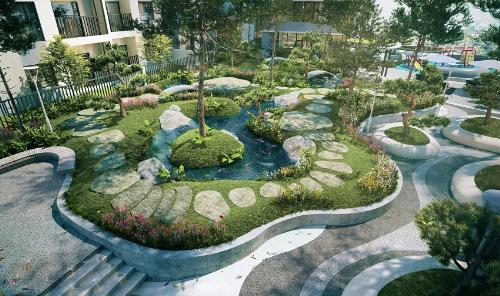The Zen Residence Gamuda- căn hộ xanh giữa lòng Thủ đô - 1