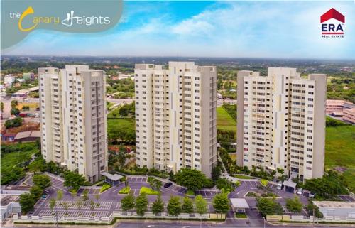 The Canary Heights với 190 căn hộ cao cấp được xây dựng theo đúng chuẩn Singapore