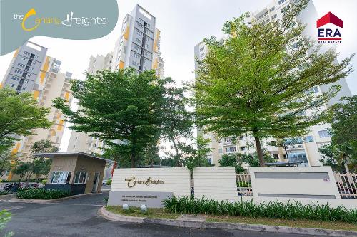 The Canary Heights tọa lạc tại Số 5 Đại lộ Bình Dương, Bình Hoà, Thuận An, tỉnh Bình Dương ngay trên trục đường của cửa ngõ thành phố Hồ Chí Minh kết nối đến trung tâm thành phố Bình Dương dự án đang thu hút sự quan tâm của khách hàng