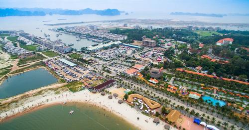 Khu du lịch và giải trí quốc tế Tuần Châu. Ảnh: Tập đoàn Tuần Châu