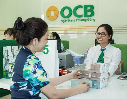 Ưu đãi của OCB dành cho tất cả các khách hàngkéo dài từ5/12 đến 5/3/2019.