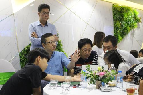Nhiều người Hàn tìm kiếm và lựa chọn chốn an cư lâu dài tại Việt Nam
